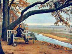 Стихи А.С. Пушкина про осень