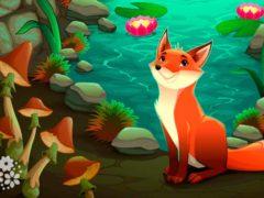 Обитает среди леса ярко-рыжая принцесса. Загадки про лису для детей