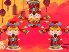 Скороговорка «Жили были три китайца»