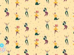 Танец – это музыка живая. Стихи про танцы для детей и взрослых