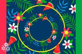 Наше лето в краски яркие одето! Стихи про лето для детей 5-6 лет
