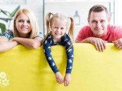 Пускай процветает любая семья! Стихи про семью