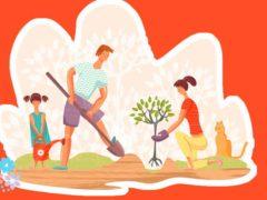 Семья – большое счастье! Стихи о семье для детей