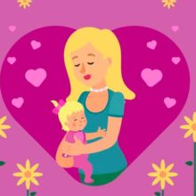 Мама – это значит ЖИЗНЬ! Трогательные стихи о маме