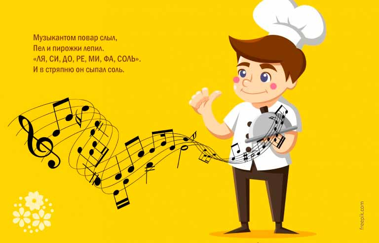 Стихи о музыке для детей 1-2-3 класса