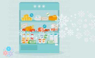 Зимой и летом в нём зима. Загадки про холодильник