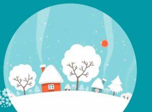 Первый снег – радость белая для всех. Стихи про первый снег