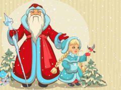 У Мороза Дедушки внученька-красавица… Стихи про Снегурочку для детей