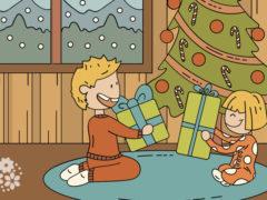 Праздник снега и хлопушек, ёлочек, игрушек. Загадки про Новый год для детей