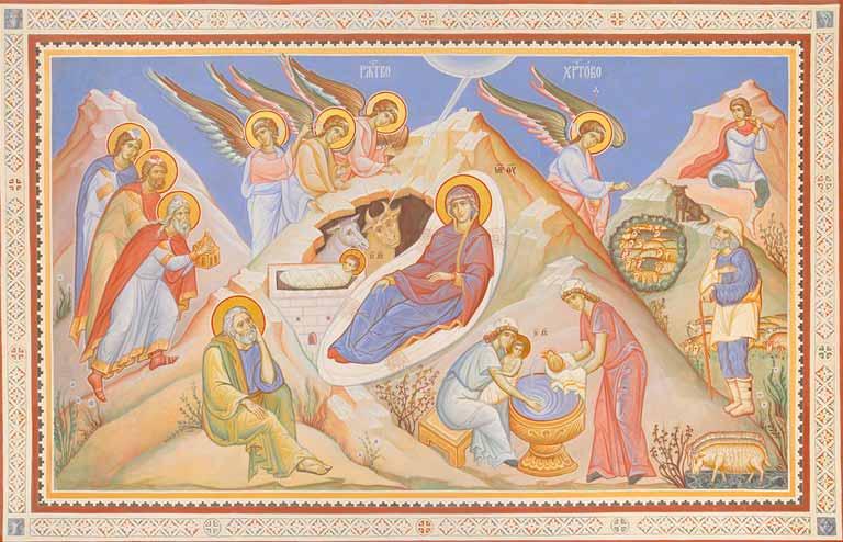 Стихи о Рождестве Христовом