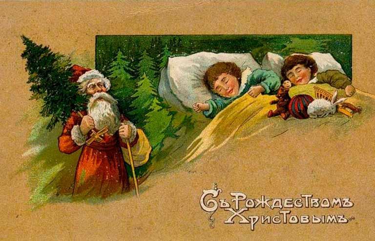 Стихи про Рождество и Новый год русских поэтов