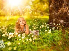 В природе столько красоты! Стихи о природе для детей