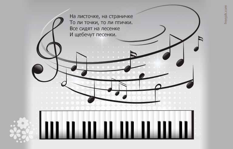 Загадки про ноты