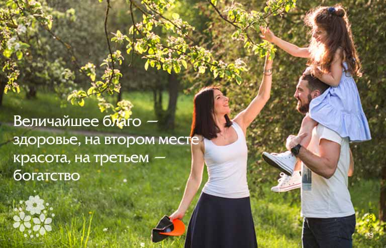 Цитаты о здоровье и здоровом образе жизни
