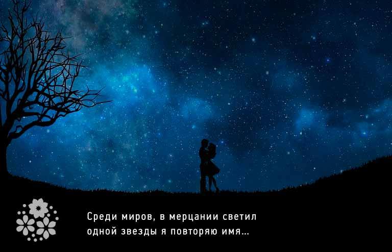 Цитаты про ночь и звёзды