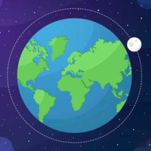 Планета голубая, любимая, родная. Загадки про космос для детей