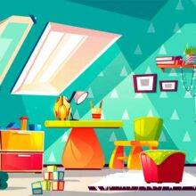 Мебель бывает разная… Загадки про мебель для детей