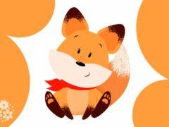 Вы не видели в лесу ярко-рыжую лису? Стихи про лису для детей