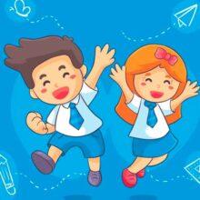 Здравствуй, год учебный, школьный! Стихи и поздравления на 1 сентября