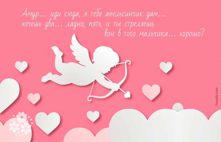 Смешные цитаты про любовь к девушке