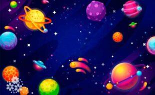 В космосе так здорово! Стихи про космос для детей