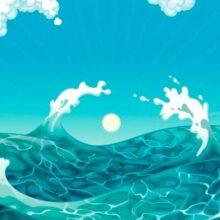 Кругом вода, а с питьем беда. Загадки про море для детей