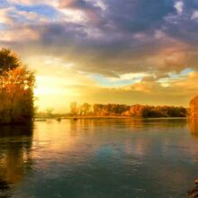 Сухой октябрь сулит бесснежный январь. Народные приметы октября