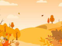 Уж осень близится, а в голове весна… Прикольные статусы про осень